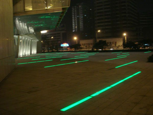 Rhea led linear Exterior linear led lighting